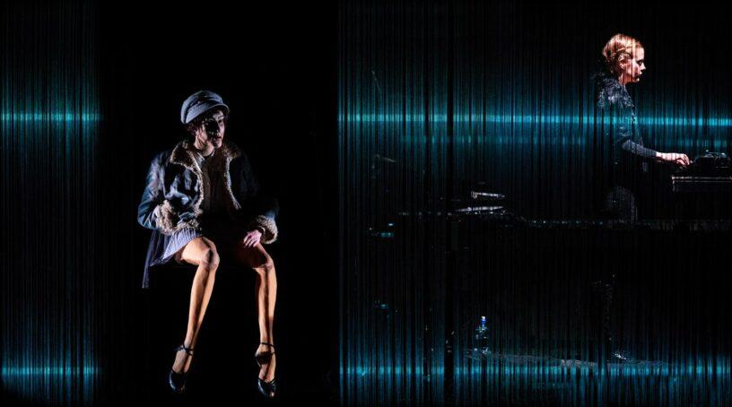CHAMBRE NOIRE - Cie Plexus Polaire – Yngvild Aspeli – Spectacle TRR 2022