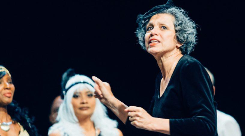 Atelier théâtre amateur adultes - TRR Villejuif