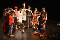 Atelier théâtre hebdomadaire enfants - TRR