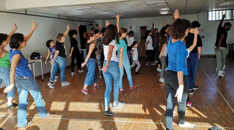 Stage découverte danse - tout public -TRR