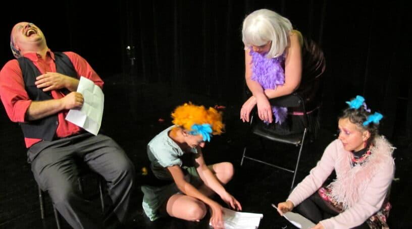 Stage théâtre amateur TRR – Villejuif