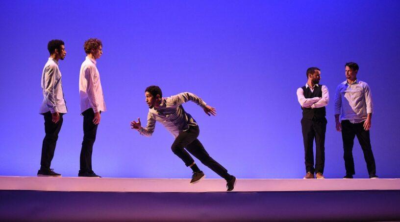 Allegria - Cie Accrorap - Kader Attou -spectacle danse - TRR 2021