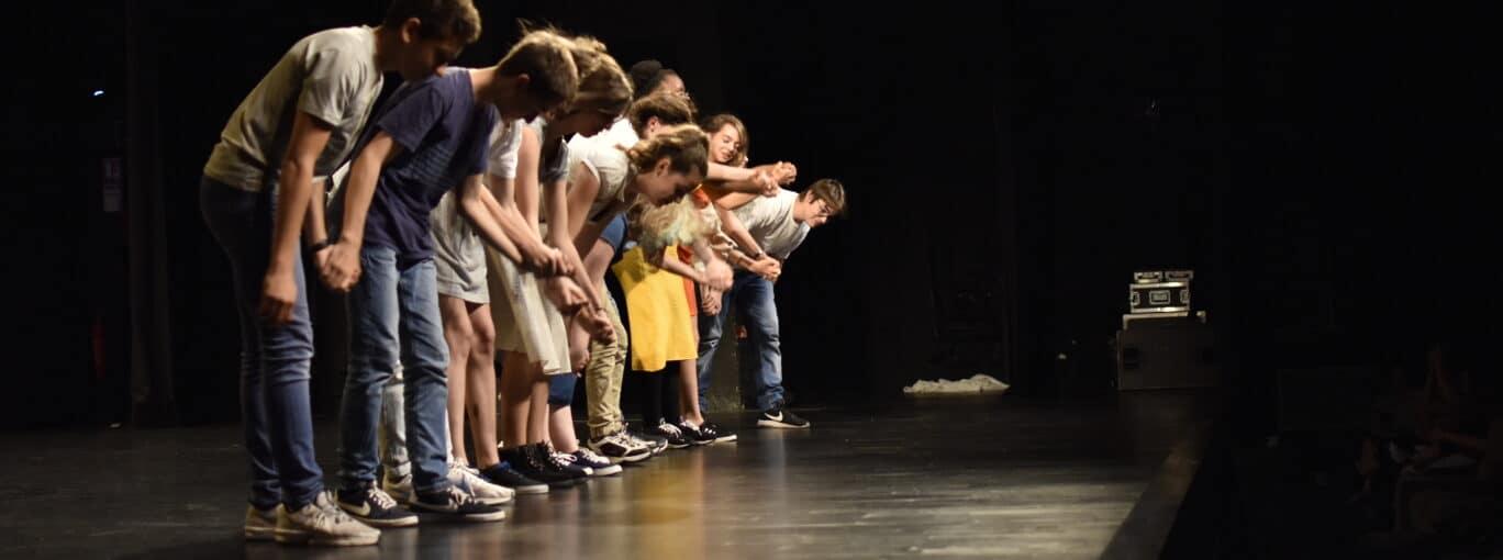 Atelier théâtre lycéens TRR - Printemps sur les planches