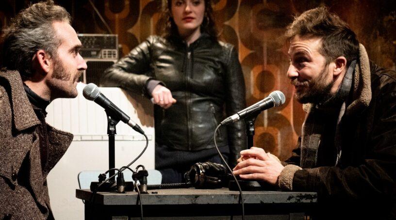 Fahrenheit 451 - Cie du Théâtre Amer - TRR Villejuif