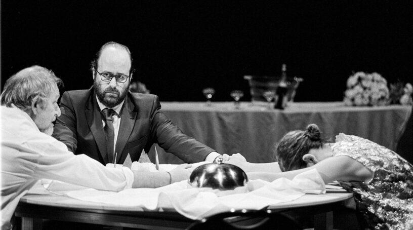 HAMLET - Collectif Kobal't - théâtre -TRR 2021