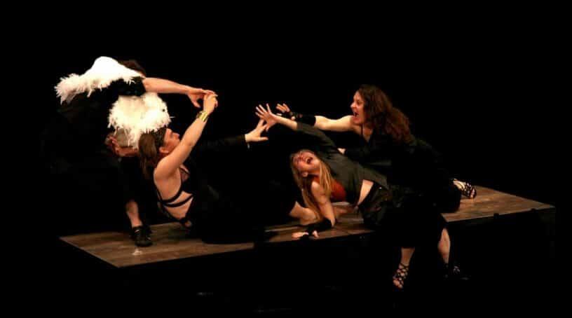 La Guerre de Troie en moins de deux ! Théâtre du Mantois – Eudes Labrusse -spectacle TRR 2021