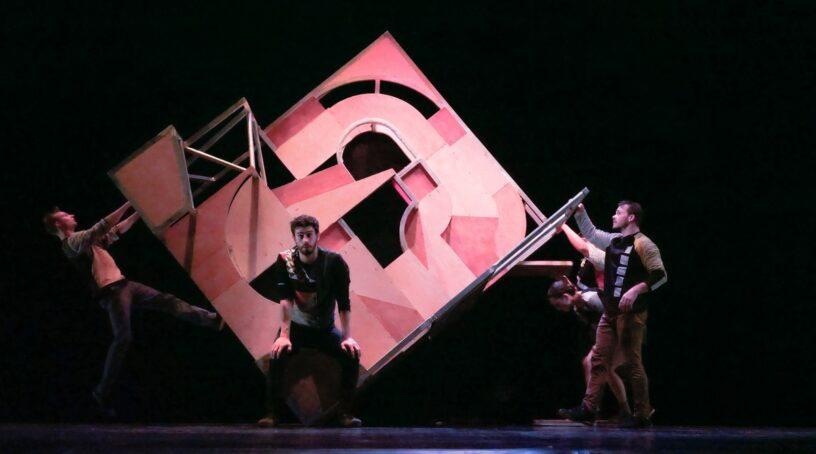 LA VRILLE DU CHAT - Back Pocket – Cirque – Spectacle à voir en famille -TRR 2021