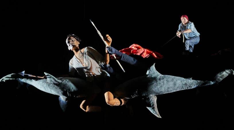 Moby Dick - Cie Plexus Polaire - TRR
