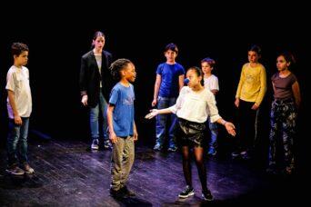 Atelier théâtre enfants TRR - Printemps sur les planches