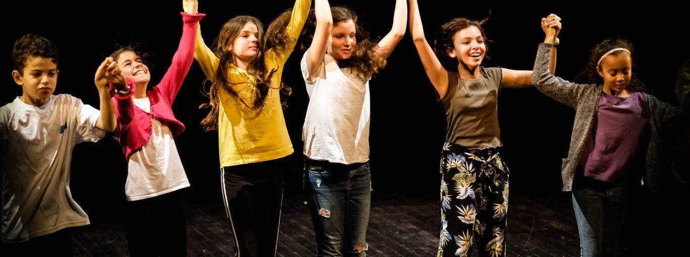 Atelier Théâtre enfants TRR Printemps sur les planches