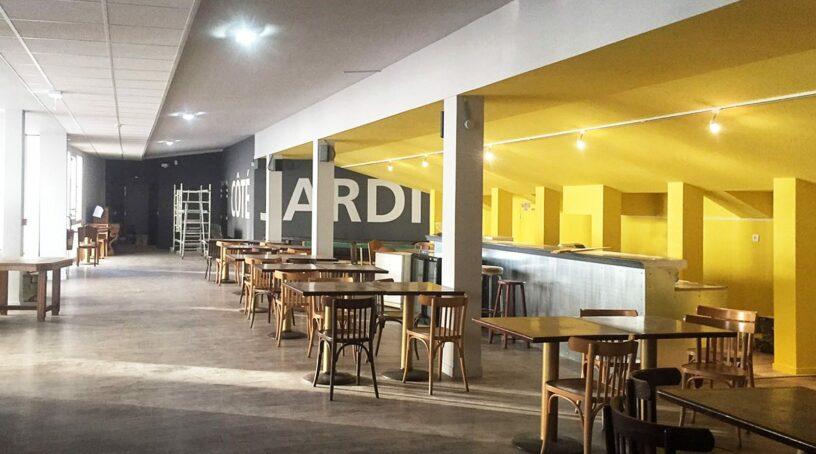 TRR Villejuif - Bar Scène Lecoq