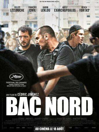 Affiche du filmBAC Nord