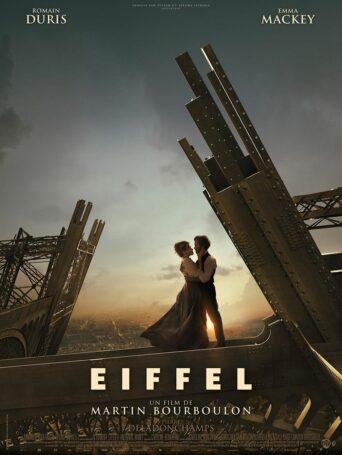Affiche du filmEiffel