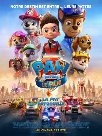 Affiche du filmLa Pat' Patrouille