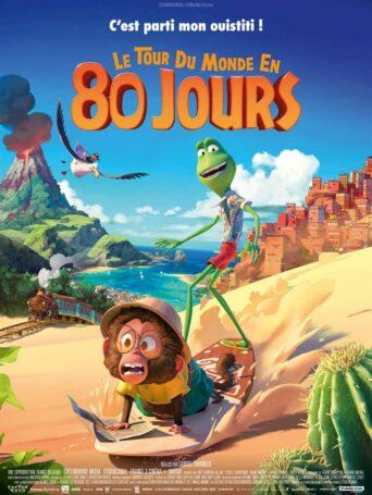 Affiche du filmLe Tour du monde en 80 jours