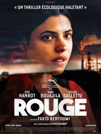 Affiche du filmRouge