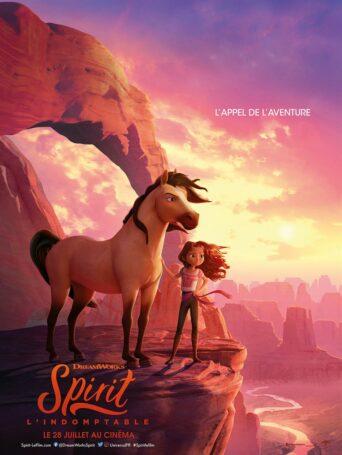 Affiche du filmSpirit: L'indomptable