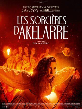 Affiche du filmLes sorcières d'Akelarre