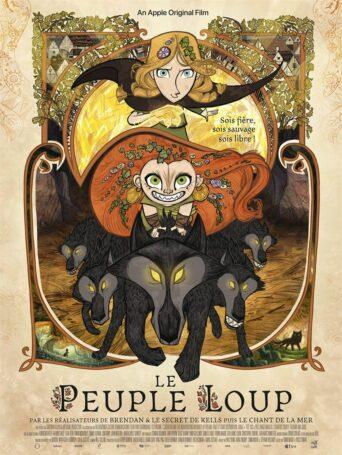 Affiche du filmLe peuple loup