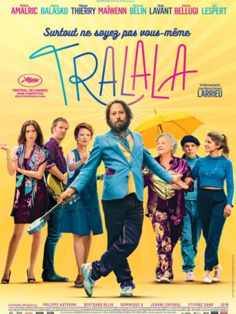 Affiche du filmTralala